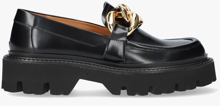 Zwarte NOTRE-V Loafers B4544  - larger