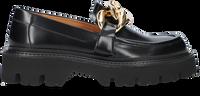 Zwarte NOTRE-V Loafers B4544  - medium