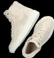 Beige TANGO Hoge sneaker ALEX 12  - medium
