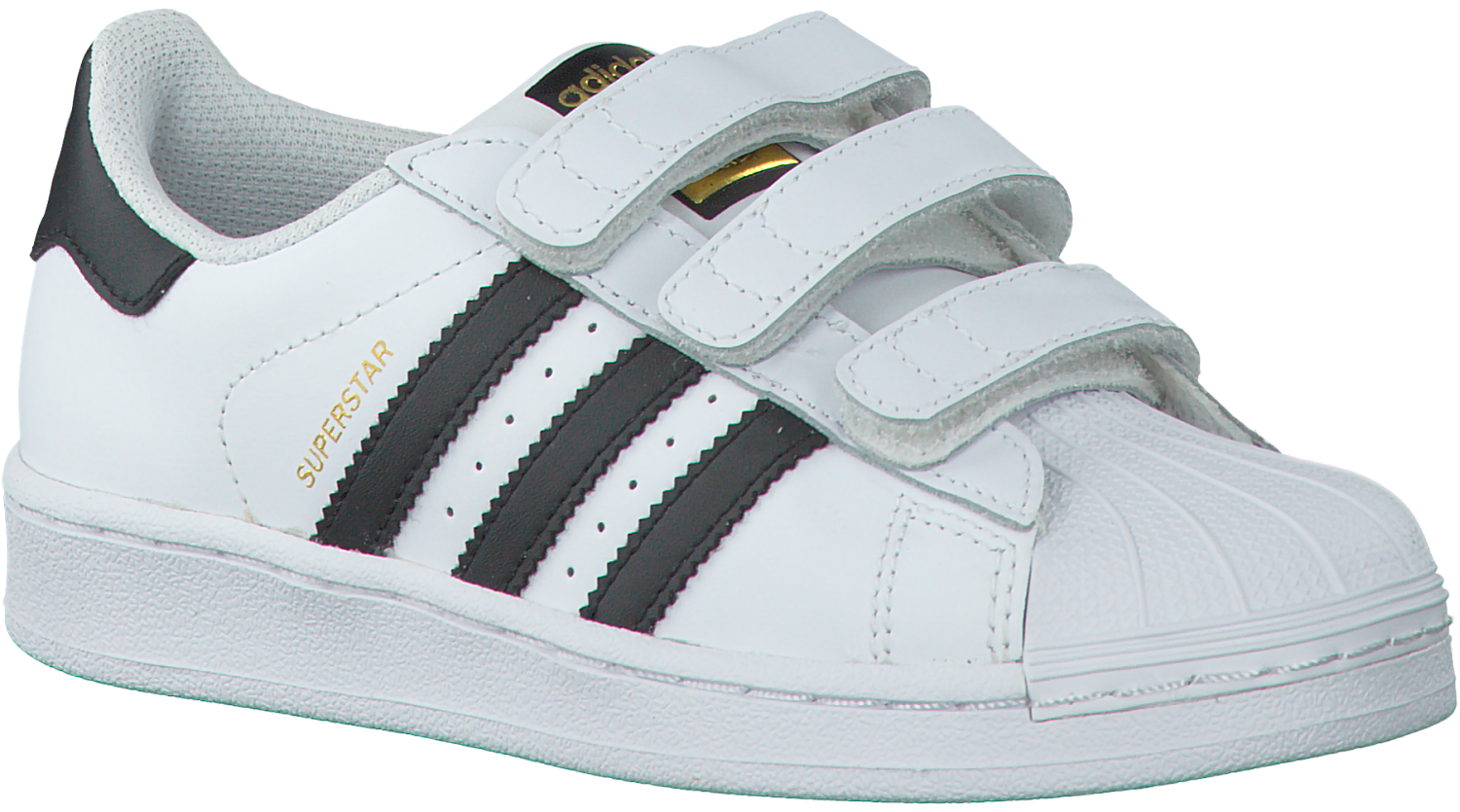 1e28645d7a6 Witte ADIDAS Sneakers SUPERSTAR CF C. ADIDAS. Previous