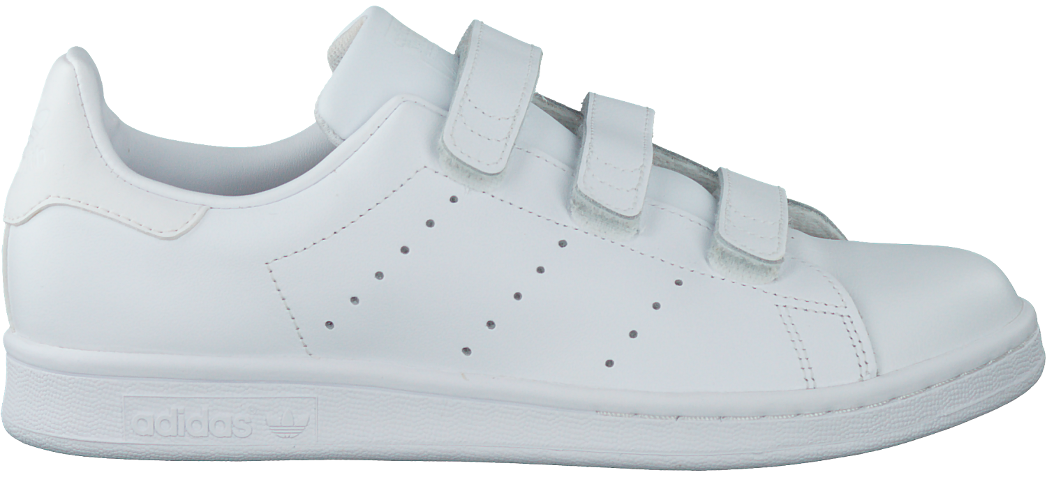 2d2605bf0c6 Witte ADIDAS Sneakers STAN SMITH KIDS - large. Next
