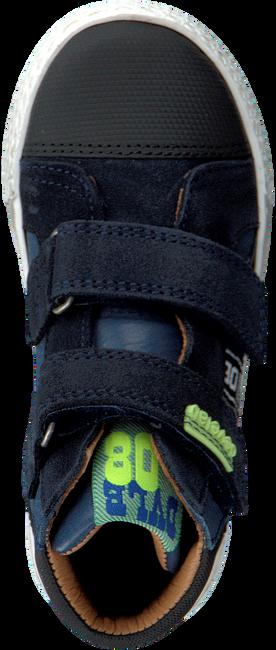 Blauwe DEVELAB Hoge sneaker 41617  - large