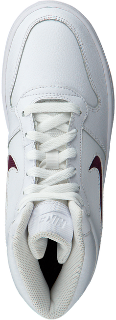 Witte NIKE Sneakers NIKE EBERNON MID WMNS e5PkY1C5