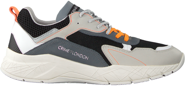 Zwarte CRIME LONDON Lage sneakers KOMRAD 2.0  - large