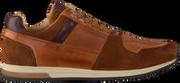 Cognac MAZZELTOV Lage sneakers 20-9423E  - medium