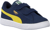 Blauwe PUMA Sneakers SUEDE CLASSIC INF  - small