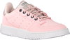 Roze ADIDAS Lage sneakers SUPERCOURT W  - small
