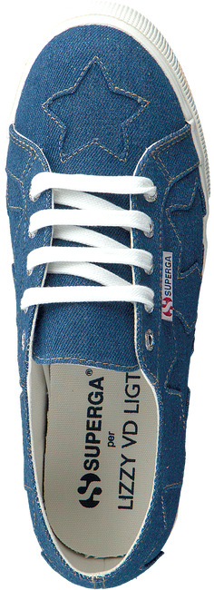 Blauwe SUPERGA Sneakers SUPERGA LIZZY - large