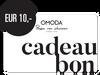 OMODA CADEAUBON EUR 10,- - small