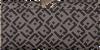 Beige LIU JO Portemonnee XL BIFOLD MELROSE LOGO - small