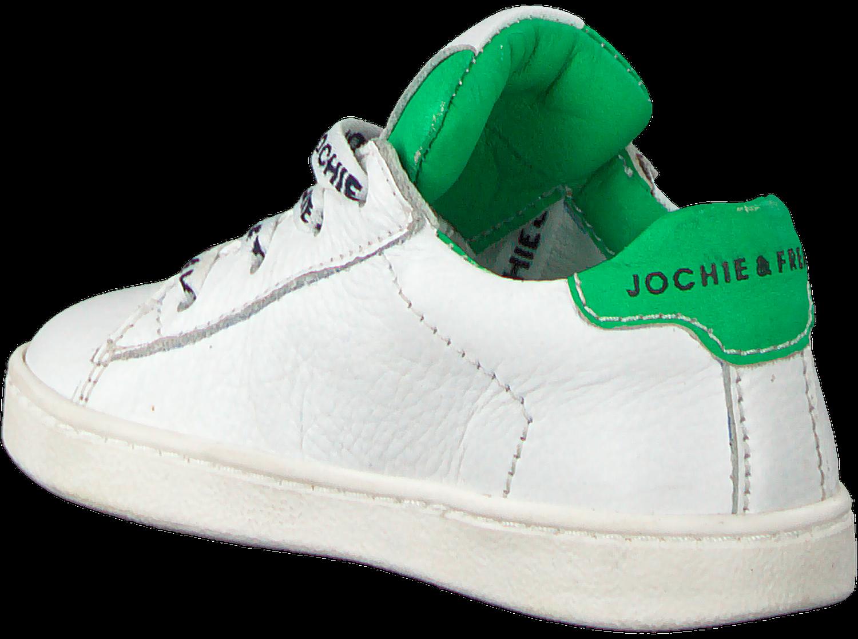 58b17a9ff65 Witte JOCHIE & FREAKS Sneakers 19204 - Omoda.nl
