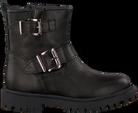 Zwarte PINOCCHIO Biker Boots P1868  - medium