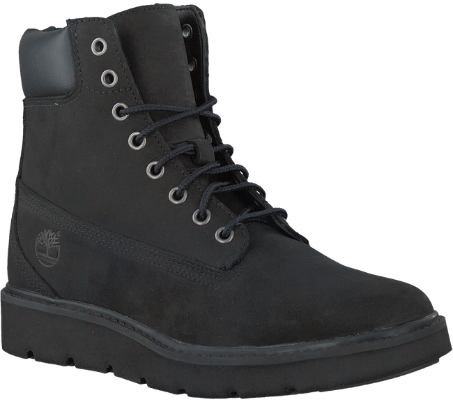 Zwarte TIMBERLAND Enkelboots KENNISTON 6IN LACE UP  - large