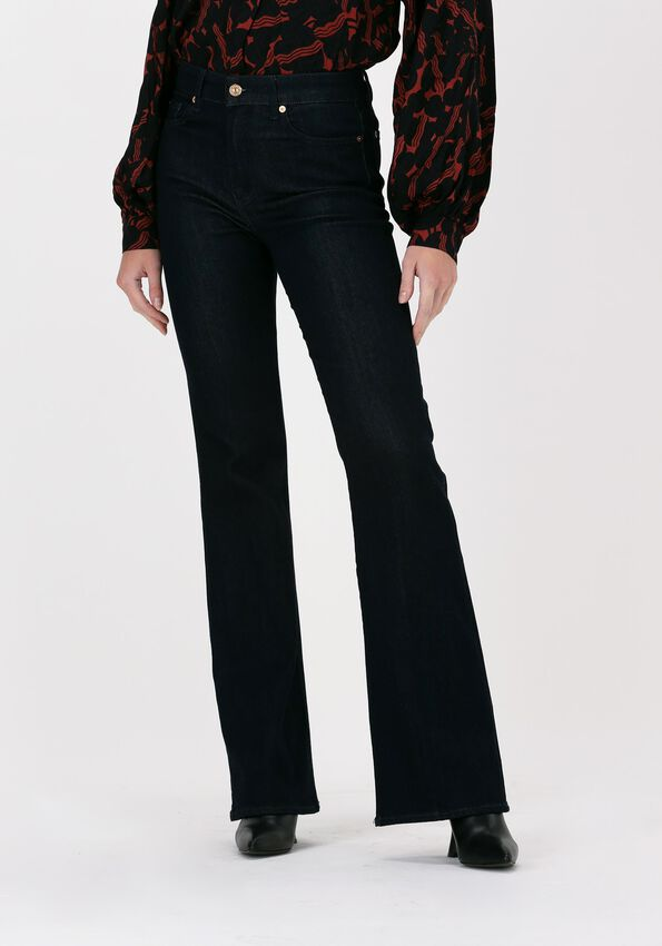 Blauwe 7 FOR ALL MANKIND Bootcut jeans LISHA - larger