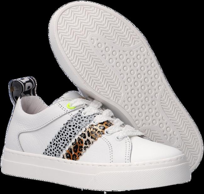 Witte DEVELAB Lage sneakers 41498  - large