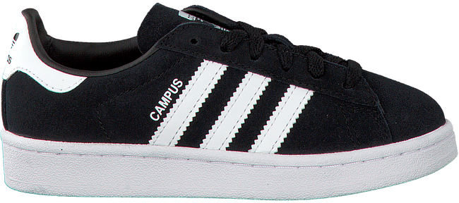 Zwarte ADIDAS Sneakers CAMPUS J  - large