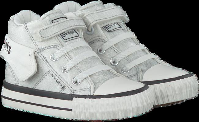 Zilveren BRITISH KNIGHTS Sneakers ROCO - large