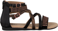 Zwarte BULLBOXER Sandalen AED031FIS - medium