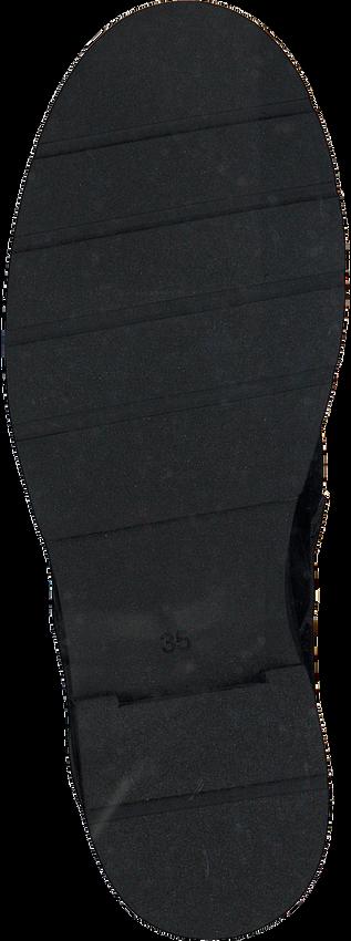 Zwarte HIP Veterboots H1514 - larger
