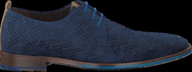Blauwe FLORIS VAN BOMMEL Nette schoenen 18001  - large