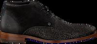 Grijze REHAB Nette schoenen SALVADOR FANTASY - medium