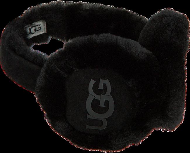 Zwarte UGG  Oorwarmer CLASSIC NON TEACH EARMUFF  - large