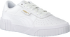 Witte PUMA Sneakers CALI - small
