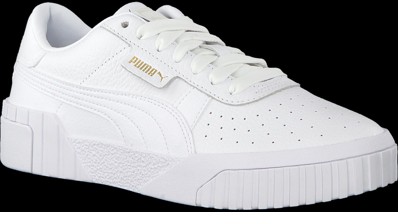 9bce75e7e21 Witte PUMA Sneakers CALI. PUMA. Previous
