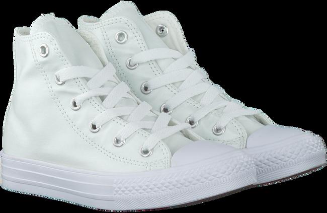 Witte CONVERSE Sneakers CTAS HI KIDS  - large