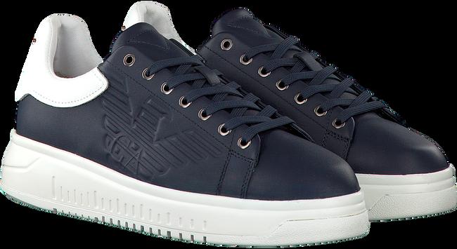 Blauwe EMPORIO ARMANI Sneakers X4X180 - large