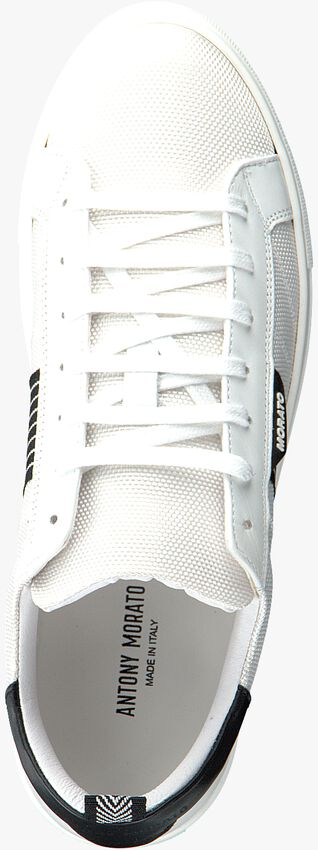 Witte ANTONY MORATO Lage sneakers MMFW01253  - larger