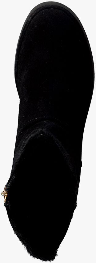 Zwarte UGG Vachtlaarzen CLASSIC SHORT BLVD  - larger