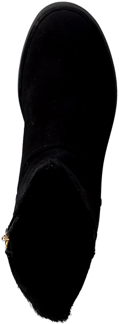 Zwarte UGG Vachtlaarzen CLASSIC SHORT BLVD  - large