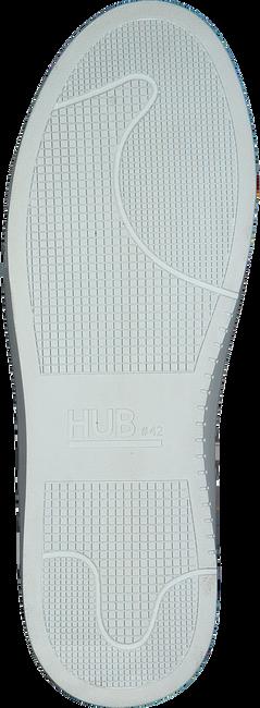 Grijze HUB Lage sneakers TOURNAMENT CS  - large