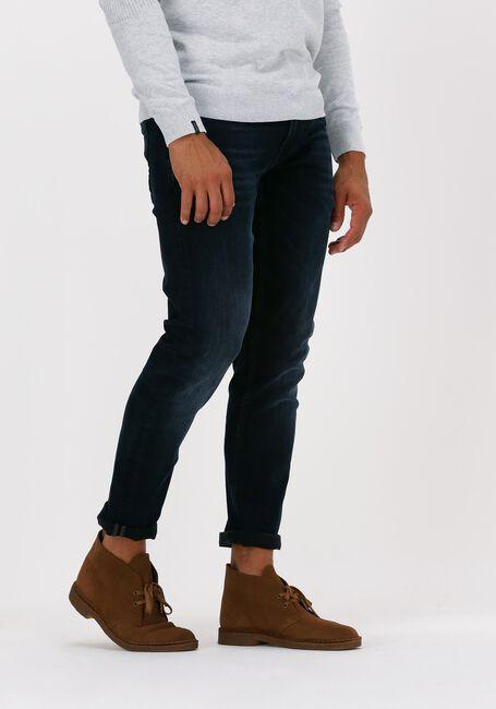 Donkerblauwe PME LEGEND Slim fit jeans DENIM BLUE BLACK DENIM XV - large