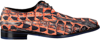Oranje FLORIS VAN BOMMEL Nette schoenen 18204  - medium