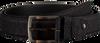 Grijze FLORIS VAN BOMMEL Riem 75190 - small