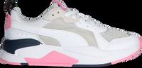 Witte PUMA Lage sneakers X-RAY JR  - medium