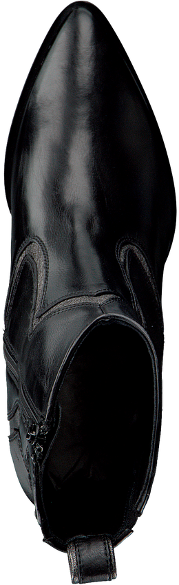 Zwarte MARIPE Enkellaarsjes 31313  - larger