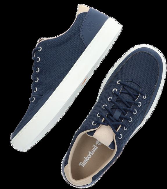 Blauwe TIMBERLAND Lage sneakers ADVENTURE 2.0 GREEN KNIT OX  - large