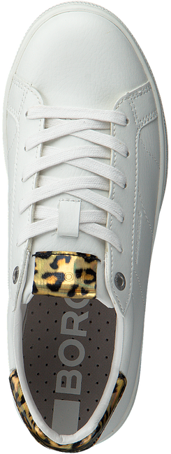 Witte BJORN BORG Lage sneakers T305 IRD LEO  - large