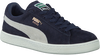 Blauwe PUMA Sneakers SUEDE CLASSIC  - small