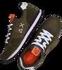 Groene SUN68 Lage sneakers BOYS TOM SOLID NYLON  - small