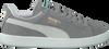 Grijze PUMA Sneakers SUEDE CLASSIC+ DAMES  - small