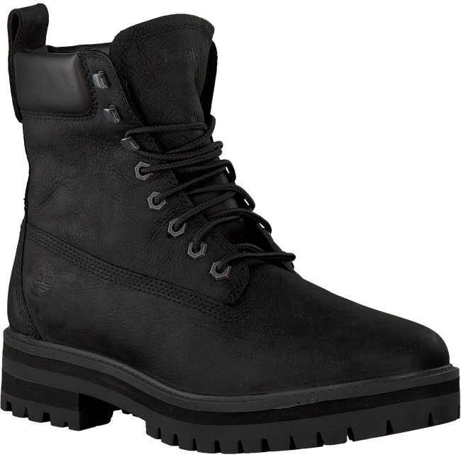 Zwarte TIMBERLAND Veterboots COURMA GUY BOOT WP  - large