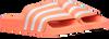 Oranje ADIDAS Badslippers ADILETTE KIDS - small