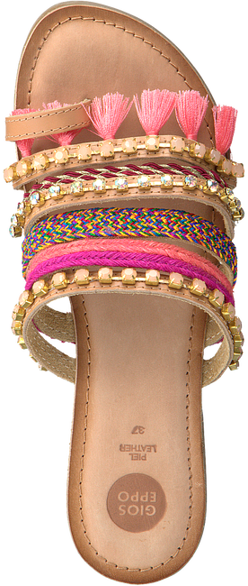 Roze GIOSEPPO Slippers CHITAE  - large