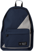Blauwe ORIGINAL PENGUIN Rugtas HOMBOLD BLOCK BACKPACK - small