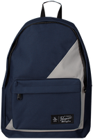 Blauwe ORIGINAL PENGUIN Rugtas HOMBOLD BLOCK BACKPACK - medium