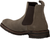 Taupe GREVE Chelsea boots 1405  - small